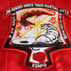 Kenpo Association Patch
