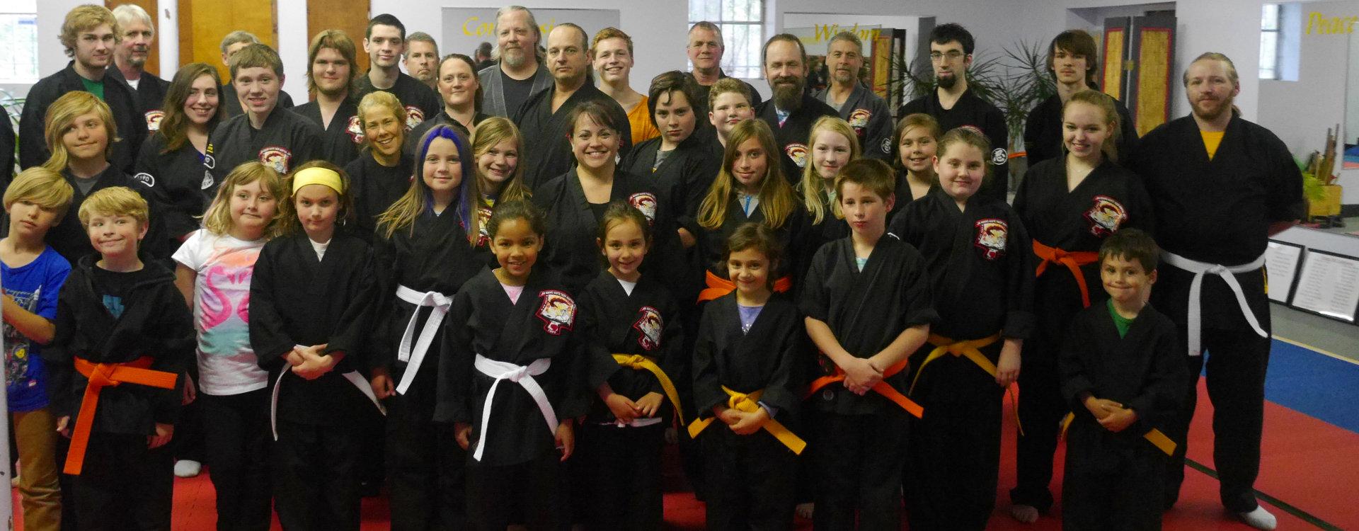 Self Defense System - Jim Adkins Martial Arts - Learn online or in dojo